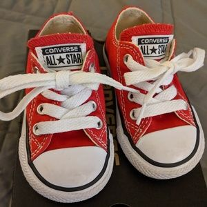 Converse shoes - Size 4 infant/toddler